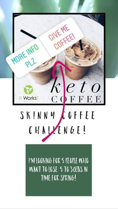 It Works Marketing, Skinny Coffee, It Works Distributor, My It Works, Mocha Coffee, It Works Products, Direct Sales, Verses, Health Fitness