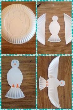 Preschool Values ​​Education Peace Concept Pigeon Activity .- okul oncesi Değerler Eğitimi Barış Kavramı Güvercin Etkinlikleri, okul onc Preschool Values ​​Education Peace Concept Pigeon Activities, school onc … - Kids Crafts, Bible Crafts, Summer Crafts, Easter Crafts, Arts And Crafts, Sunday School Crafts For Kids, Paper Plate Crafts, Paper Plates, Christian Crafts