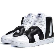 $195.00 Adidas ObyO X Jeremy Scott  #Adidas #ObyOXJeremy Scott  #shoes