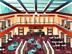 Las bibliotecas públ