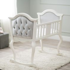 7 Stylish Baby Bassinets You'll Actually Want in Your Bedroom