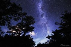 Patagonian Night by alexandre-deschaumes.deviantart.com