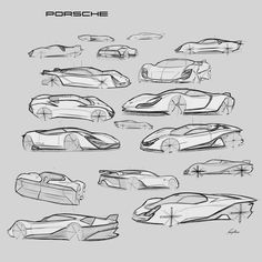 Some Porsche ideations. A trackday car. . . #porsche #sketchbook #cardesign #automotivesketch #racecar Porsche, Car, Girls, Beautiful, Fashion, Little Girls, Moda, Automobile, Daughters