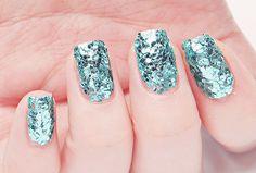 glitter! #nail #polish