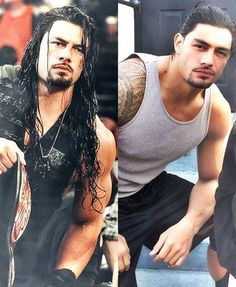 """PLEASE Don't boo the """"Big Dog"""" he can't help he was born fine ! And pray your not sitting by me at a WWE event ! Roman Reigns Wwe Champion, Wwe Superstar Roman Reigns, Wwe Roman Reigns, Roman Reigns Family, Beautiful Men, Beautiful People, Roman Regins, Bae, Hollywood"""
