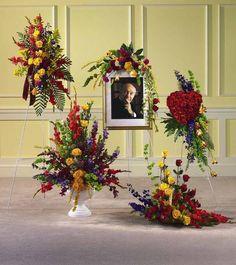 Unique Flower Arrangements | Sympathy Arrangements