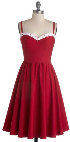 Stop Staring The Neyla Dress in Rouge - the lady in red.