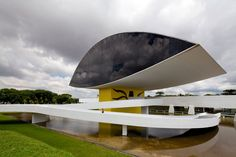 Brazil Week // Amazing Buildings Designed By Oscar Niemeyer.