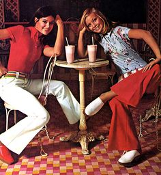 Sears 1973 Bell Bottoms