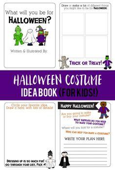 Halloween Costume Id
