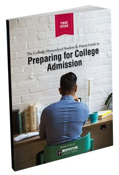 """Benedictine College recognizes that homeschooling parents wear many hats when it comes to the education of their children, including academic, college, career, and personal counseling. To help your family navigate the college admission process, we've created the free """"Catholic Homeschool Student & Parent Guide to Preparing for College Admission."""" Request your copy below! Personal Counseling, Catholic Colleges, College Admission, Homeschooling, Career, Parents, Things To Come, Student, Education"""