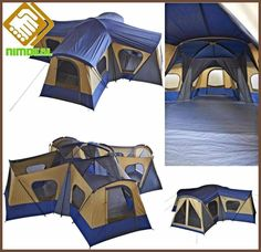 Find The Best Tips For Camping Right Here. You can't deny the natural appeal of the outdoors. If you want to make your next camping trip an experience to remember, you need to get informed. Your tri Best Tents For Camping, Cool Tents, Beach Camping, Tent Camping, Outdoor Camping, Glamping, Camping Mattress, Family Tent, Family Camping