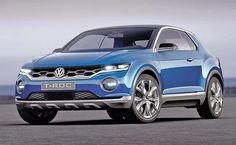VW to launch T-Roc in U.S. in '19