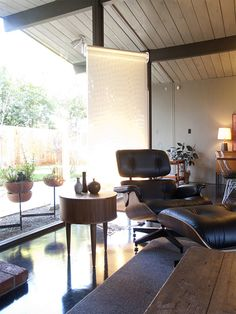 Modern Excellence: An Eichler Home Tour
