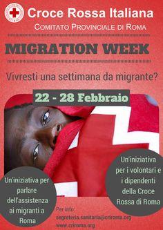 Migration Week: vivresti una settimana da migrante?