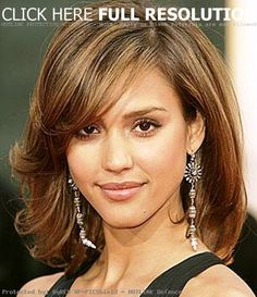 Most Popular Medium Cut Hairstyles   Most Popular Medium Hairstyles For Women Thick Hair Post By diah on ...