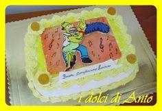 i dolci di Anto: I Simpson ballerini