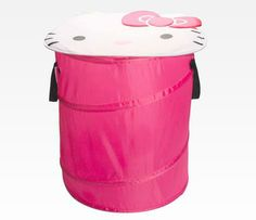 Hello Kitty Laundry Basket: Face
