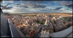 Qué ver en Toledo. Una breve guía para viajar a la Ciudad Imperial. Tenerife, Paris Skyline, Travel, Volcanoes, Paths, Monuments, Hotels, Towers, Legends
