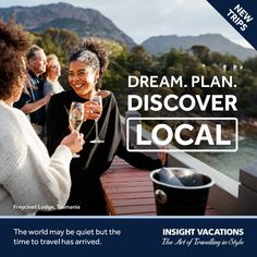 You can now experience everything you know and love about Insight Vacations in your own backyard. Find out more about their carefully curated Local Escapes collection featuring five new trips through Australia and New Zealand. Australia Tours, South Australia, Western Australia, Australia Travel, Short Break, South Island, Tasmania, Travel Style, New Zealand