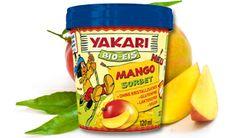 YAKARI Mango Sorbet
