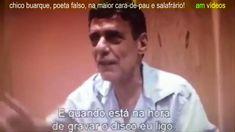 """""""🗣O FALSO COMPOSITOR; CHICO BUARQUE QUE COMPRA, tudo GRAVA E DIZ QUE É DELE.."""
