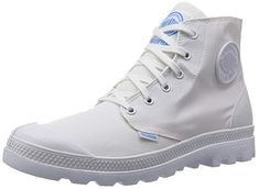 Palladium Pampa Puddle Lite Men's Nylon Lace-Up Waterproof Boots White Size 7 Boot Jewelry, Waterproof Boots, Cool Style, High Top Sneakers, Lace Up, Clothes, Shoes, Amazon, Fashion