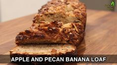 Looking for that perfect banana nut bread recipe ? , then why not try wonderful loaf , the combination of the flavours are wonderful together