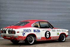 Mazda 'Group C' Coupe Race Car (Ex Holland/Fushida) Auctions - Lot 31 - Shannons Racing Car Design, Sports Car Racing, Auto Racing, Police Cars, Race Cars, Mazda, Mitsubishi Ralliart, Car Racer, Balance Bike