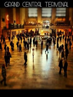 New York City Travel photo of Grand Central Terminal - ...