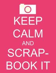 I now want to make a scrapbook of Keep Calm pics