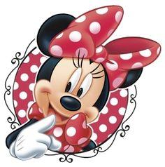 Minnie Head Circle