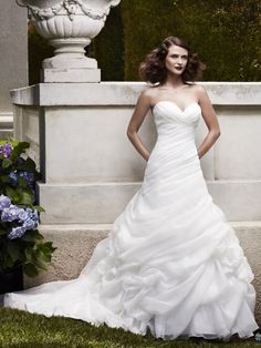 Casablanca Bridal :: Collections - 2064
