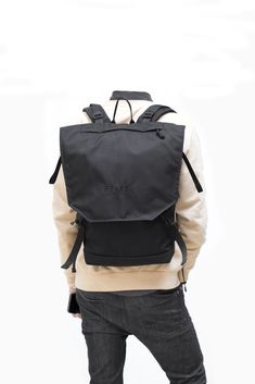 Cordura Rucksack Braasi Industry Made in Prague
