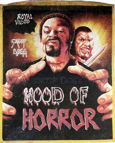 Hood of Horror Ghana movie poster