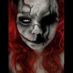 sinistermakeup