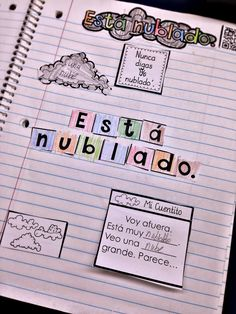 FlapJack Educational Resources: 5 for Friday - Spanish Interactive Notebook Fun!