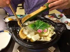 Sup ala Jepang - 4 Hari Wisata Di Hakone - bagian Hakone, Chicken, Meat, Food, Essen, Meals, Yemek, Eten, Cubs