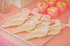 PINK BALLERINA BIRTHDAY PARTY!