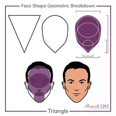 65 Best Personal Grooming Bespoke Unit Images Face Shapes