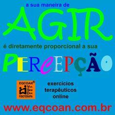 aliviar as tensões do sistema nervoso é imprescindível para interagir e se integrar ao ambiente www.eqcoan.com.br