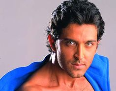 Hrithik Roshan.   OMG. people shouldn't be allowed to be this gorgeous!!!