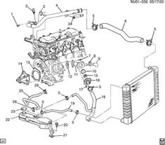 Wiring Database 2020: 26 2003 Chevy Cavalier Exhaust