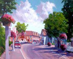 Main Street, Unionville, Ontario