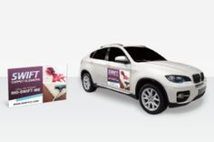 Vehicle Magnets are a great solution for mobile vehicle advertising that can be easily removed or switched from one vehicle to another. It's a smart way to create brand or product recognition around town without the commitment of full-time vehicle advertising.