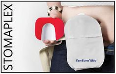 Stomaplex Ostomy Belt with Coloplast SenSura Mio: The Freedom-Guard ATX Ostomy Belt for Men and Women.  The Freedom-Guard ATX is recommended for ostomy patients who are looking for stoma protection with active with sports and swimming.  This is the best general purpose stoma guard on the market.   http://www.stomaplex.com/