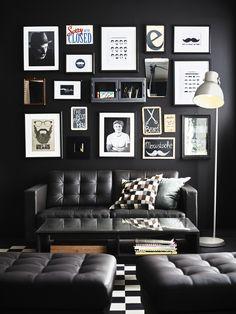 HEKTAR staande lamp | IKEA IKEAnl IKEAnederland designdroom inspiratie wooninspiratie interieur wooninterieur kamer woonkamer wit verlichting led-verlichting led-lamp led decoratie accessoires accessoire decoratief
