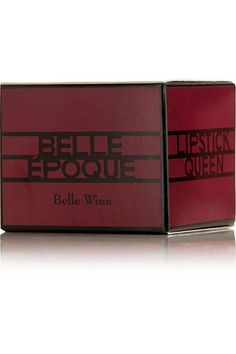 Lipstick Queen - Belle époque Tinted Lip Balm - Belle Wine, 8g - Merlot - one size