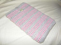 Crochet Tablet Cover