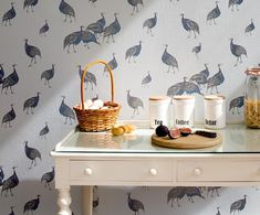 juliet travers birds of a feather design